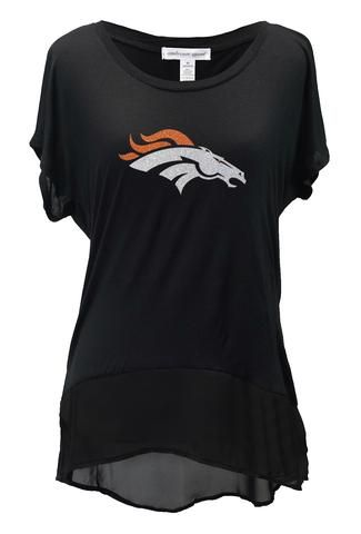 sparkly broncos jersey