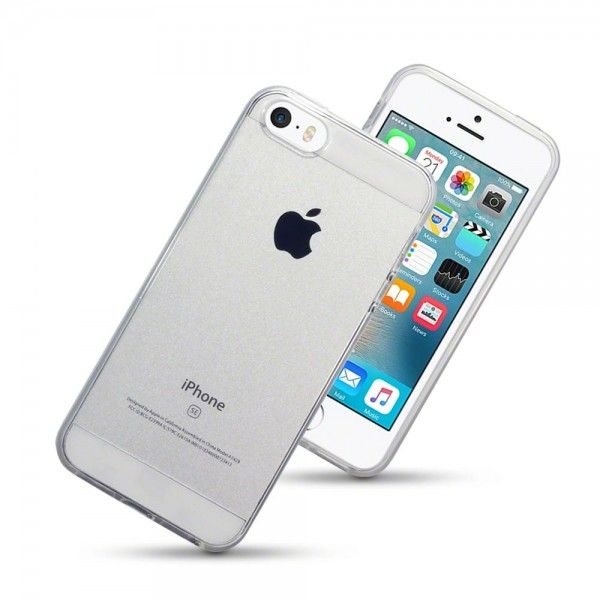 Transparent TPU-skal till iPhone 5 5S. Hitta fler iPhone 5-skal eb2f54865e9b2