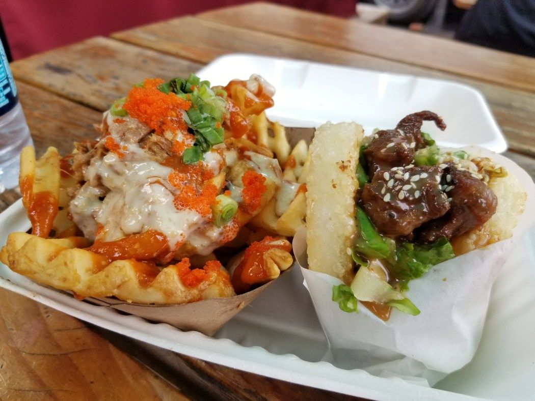 Food Trucks Koja Kitchen Food Food Truck San Francisco Food