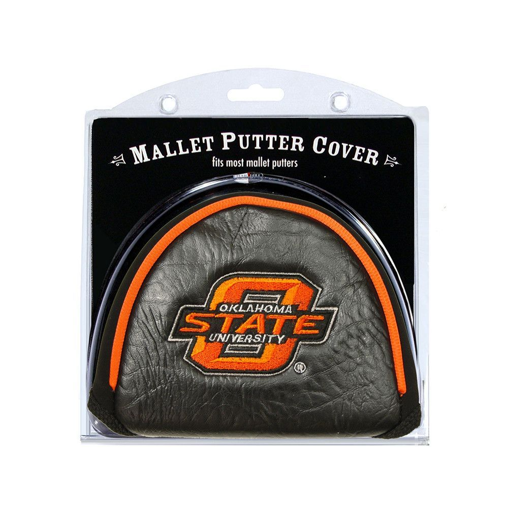 Oklahoma State Cowboys NCAA Putter Cover Mallet