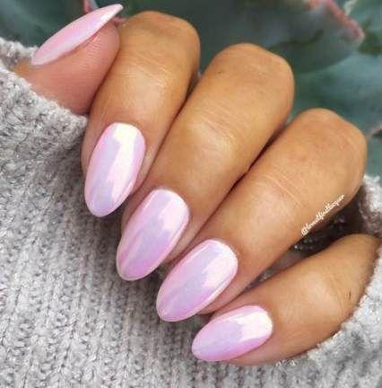 28 Ideas Nails 2019 Winter Gel #chromenails