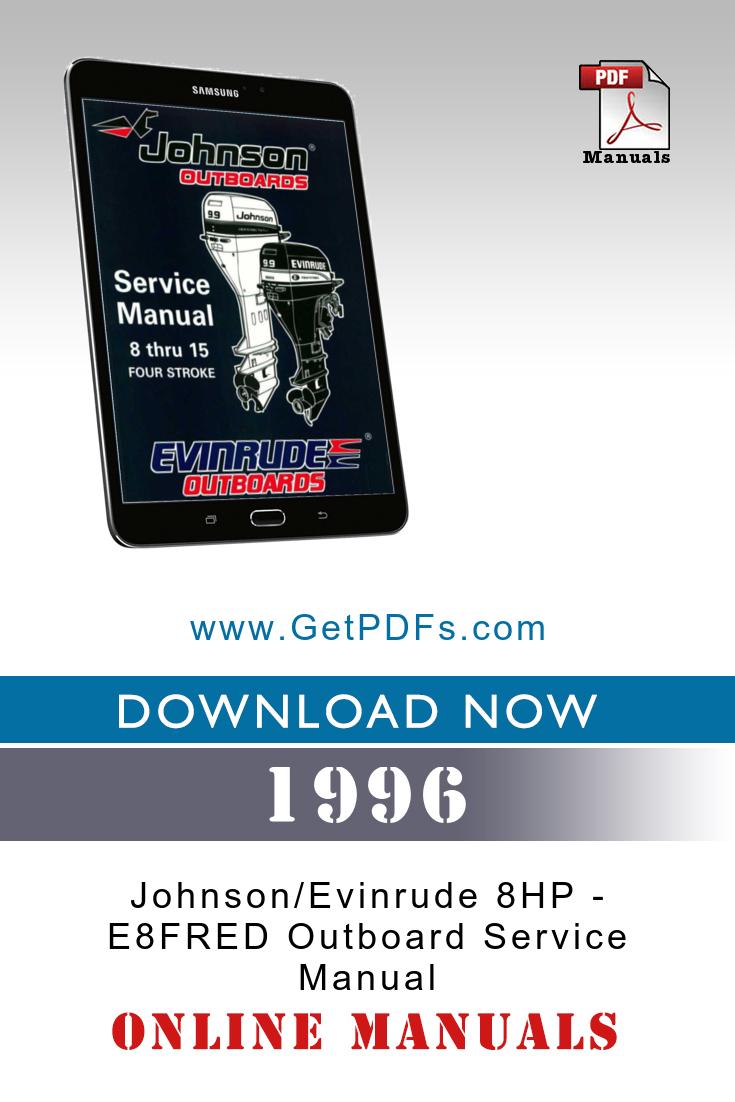 Download 30hp Outboard Repair Manual Download 30 Horsepower Repair Manual Suzuki Yamaha Mariner Evinrude Johnson Mercury Honda