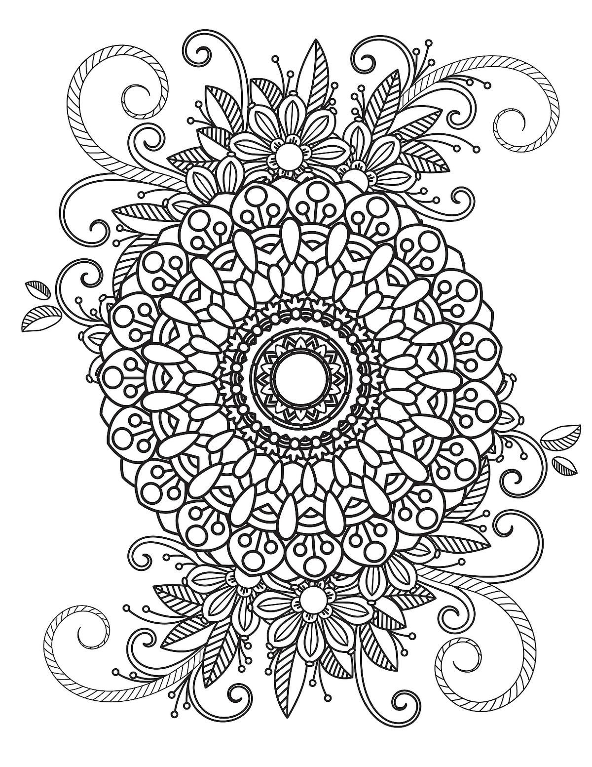 Mandala Coloring Pages Free Printable Coloring Pages Of Mandalas For Adults Kids Printables 30seconds Mom In 2021 Mandala Coloring Books Mandala Coloring Pages Mandala Coloring