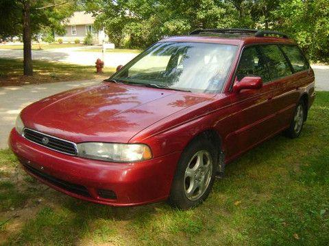 Subaru Subaru Legacy Subaru Repair Manuals