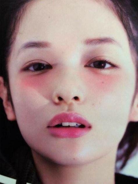 Knetizone Instiz Japanese makeup style that is trending