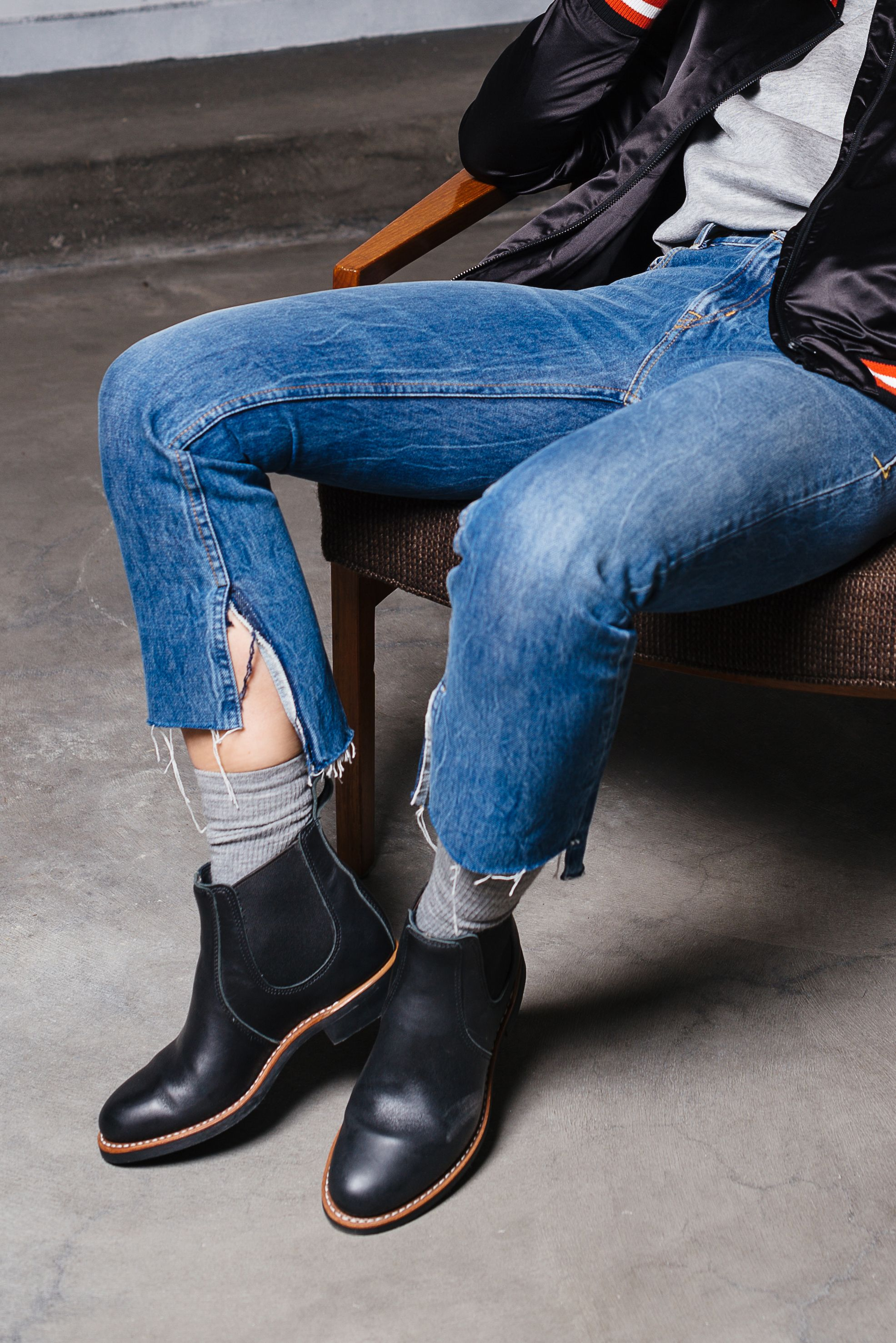 fabc3cc6d87 6-inch Chelsea in 2019 | SHOES | Red wing chelsea, Short boots, Cool ...