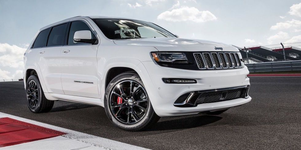 Jeep Ceo Confirms Grand Cherokee Hellcat Is Ing In 2017