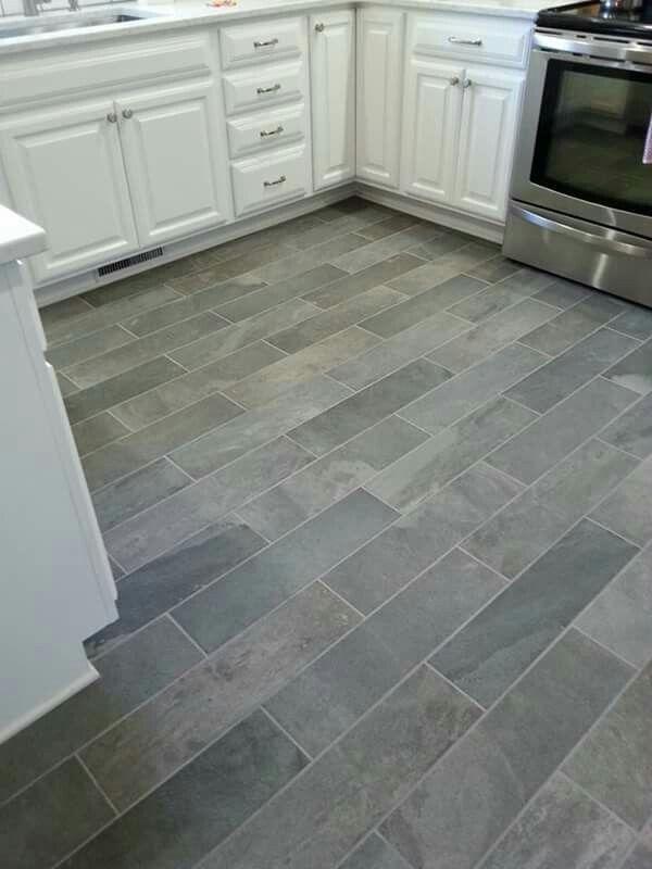 Best 15 Slate Floor Tile Kitchen Ideas Porcelain Tile Slate And