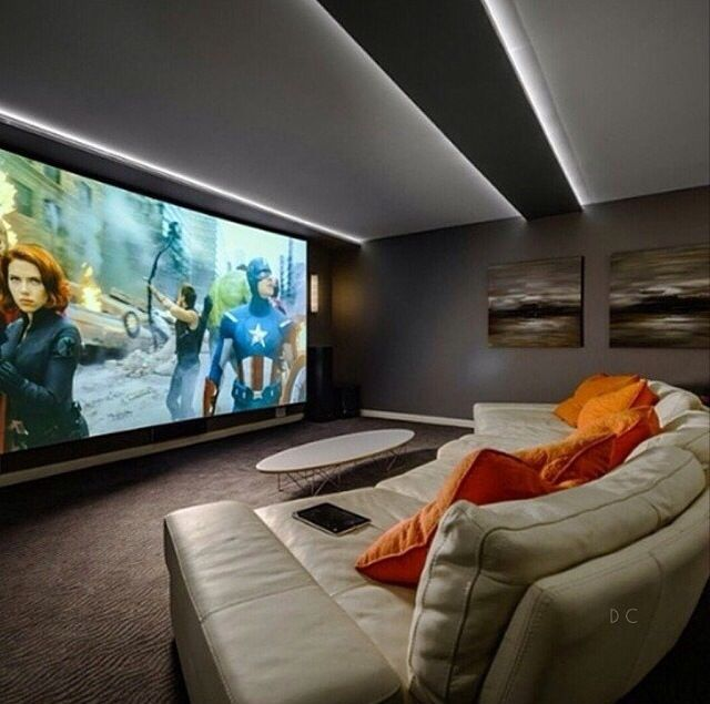 Cheapest Home Theater Rooms: Home Cinema Room, Home