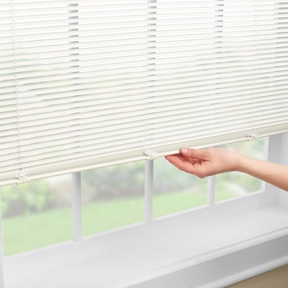 Levolor 1 2 Inch Riviera Mini Blinds Blinds Com Mini Blinds Blinds Aluminum Blinds