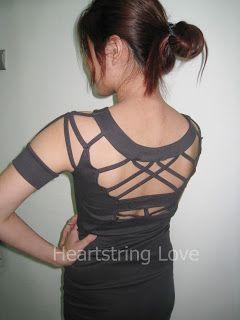 Heartstring Love: Zenna Cage Dress