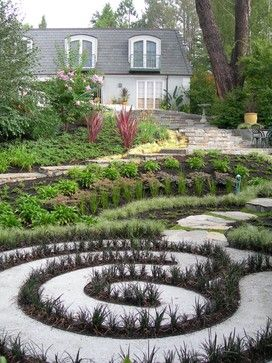 love the landscaping in the expansive back yard eclectic spaces design pictures remodel decor and ideas page 32