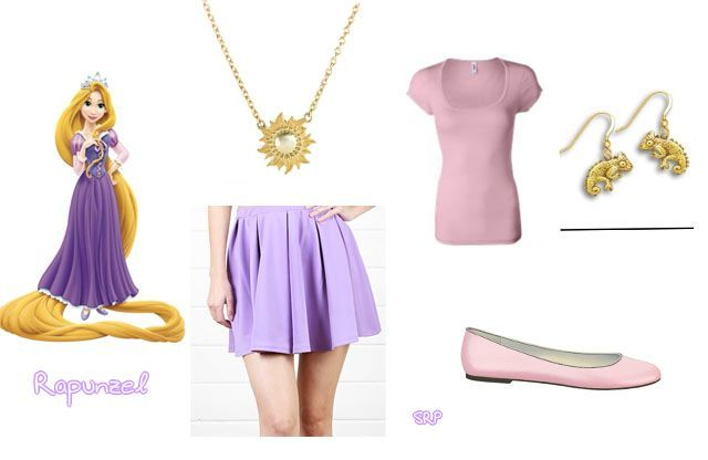 Rapunzel Outfit- Tangled by Stacy P.