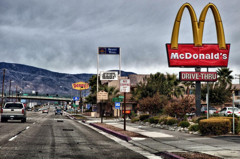 Mojave Ca My Life So Far Pinterest Mcdonalds Locations