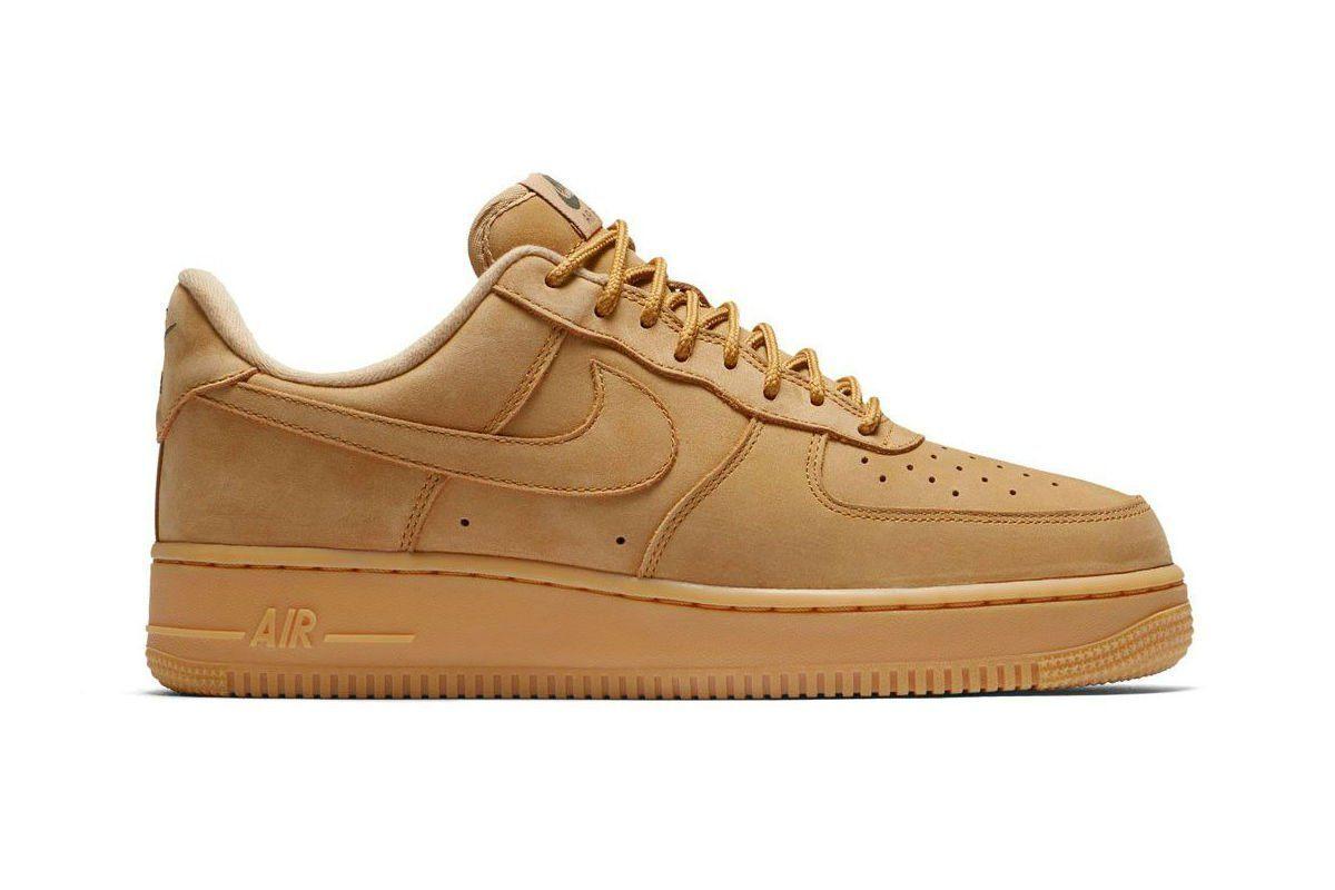 Nike Air Force 1 Low Flax   Nike air