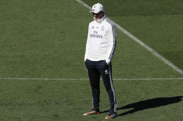 Zidane admirado, pero no sorprendido por Cristiano