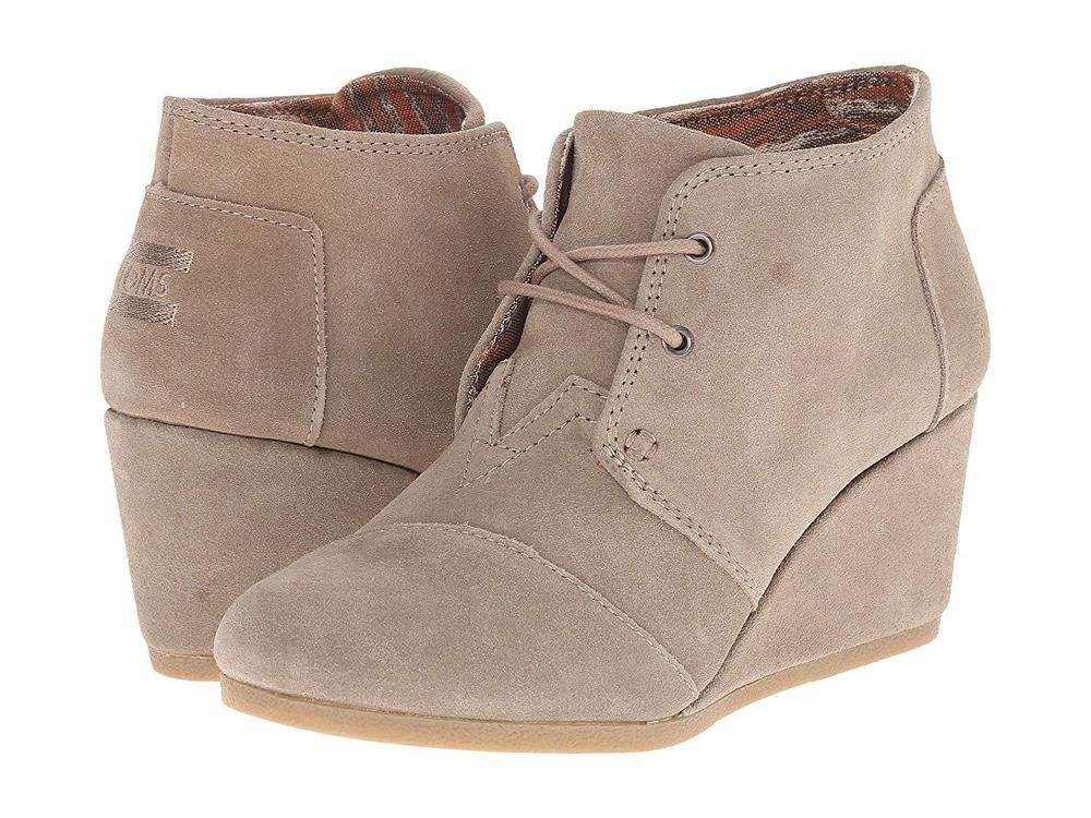 26c28e978c9 Toms Womens Desert Wedge #fashion #clothing #shoes #accessories  #womensshoes #boots #ad (ebay link)