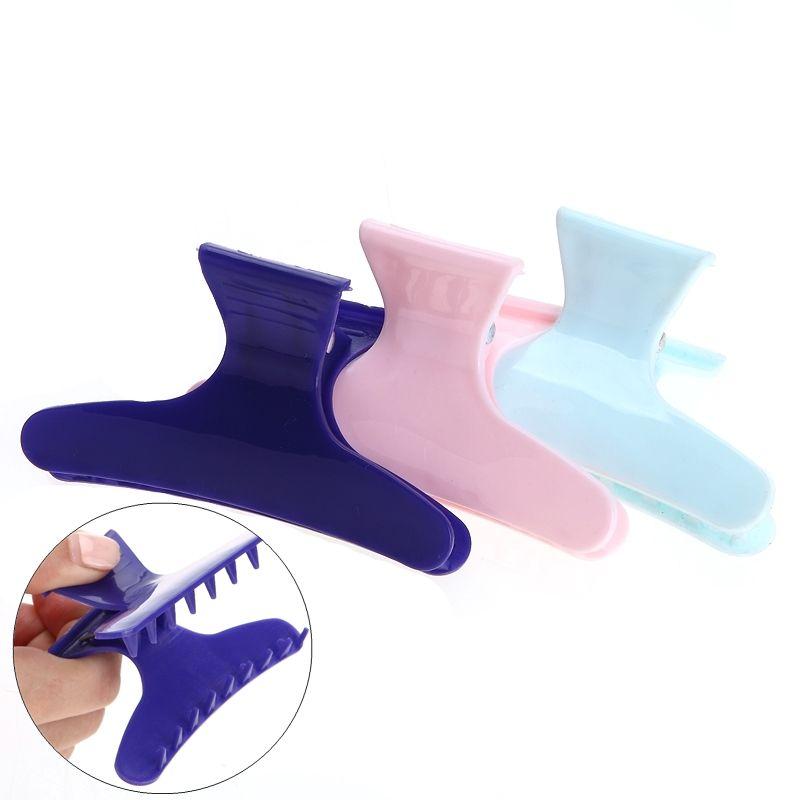 12pcs style Outils Fashion Clips Cheveux Papillon Pince à cheveux Salon clip Pinces