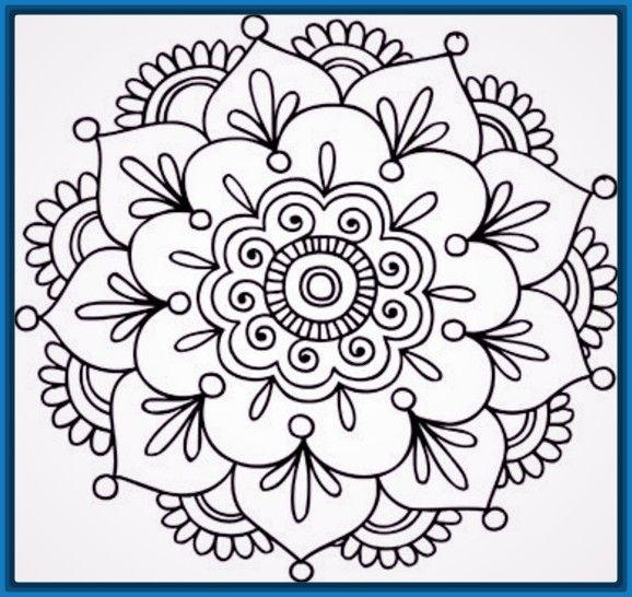 Resultado de imagen para mandalas de amor significado para colorear