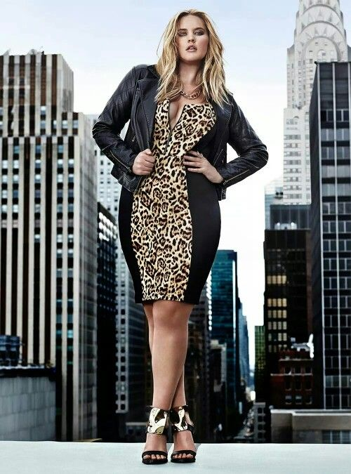 2d46775aa7ab Mode Rondes - Plus Size Fashion   Tallas grandes   Pinterest ...