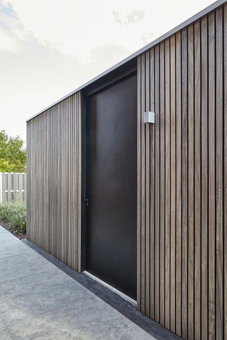 Ongekend Modern tuinhuis | Bogarden #moderngardens | Bardage bois extérieur QK-14