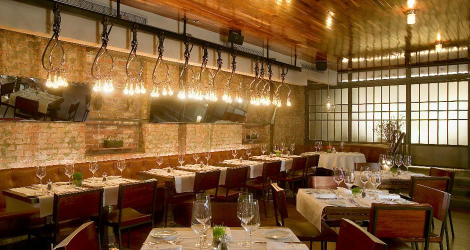 Behind The Design Avroko Shares The Inspiration Behind 10 Of Its Most Memorable Restaurant And Bar Projects Quality Meats Restaurant Design Inspiration Restaurant Design Restaurant Interior Design