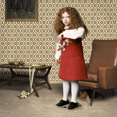 """Saatchi Art Artist Patricia Eichert; Photography, """"Red Haired Girl / Kids Series [#1], Edition of 12; 3 sold"""" #art"""