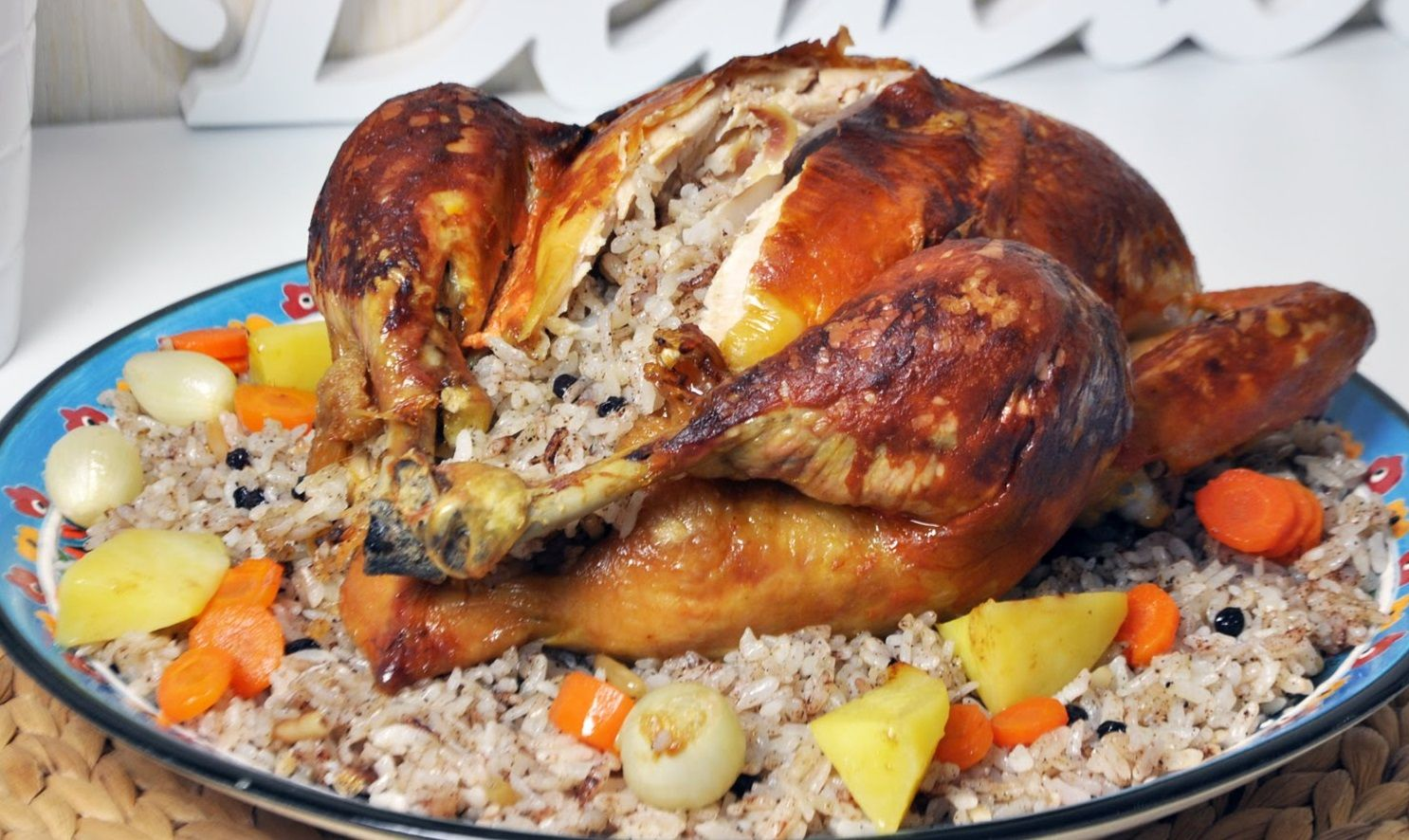 Akdeniz Usulü Tavuk Pirzola Tarifi