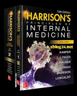Harrison S Internal Medicine Pdf Ebook Free Download Medical Books