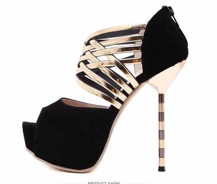 9bdc97ec833 Elegant Wedding · Sexy bridesmaid shoes