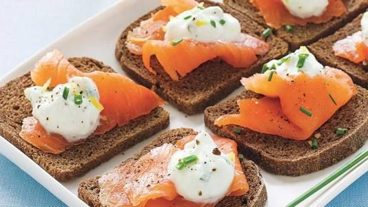 Google Image Result for http://edgecdn.americanprofile.com/65883-carb-lovers-cookbook-recipe-quick-snack-appetizer-pumpernickel-toast-smoked-salmon-lemon-chive-cream-diet-health-spry__crop-landscape-534x0.jpg
