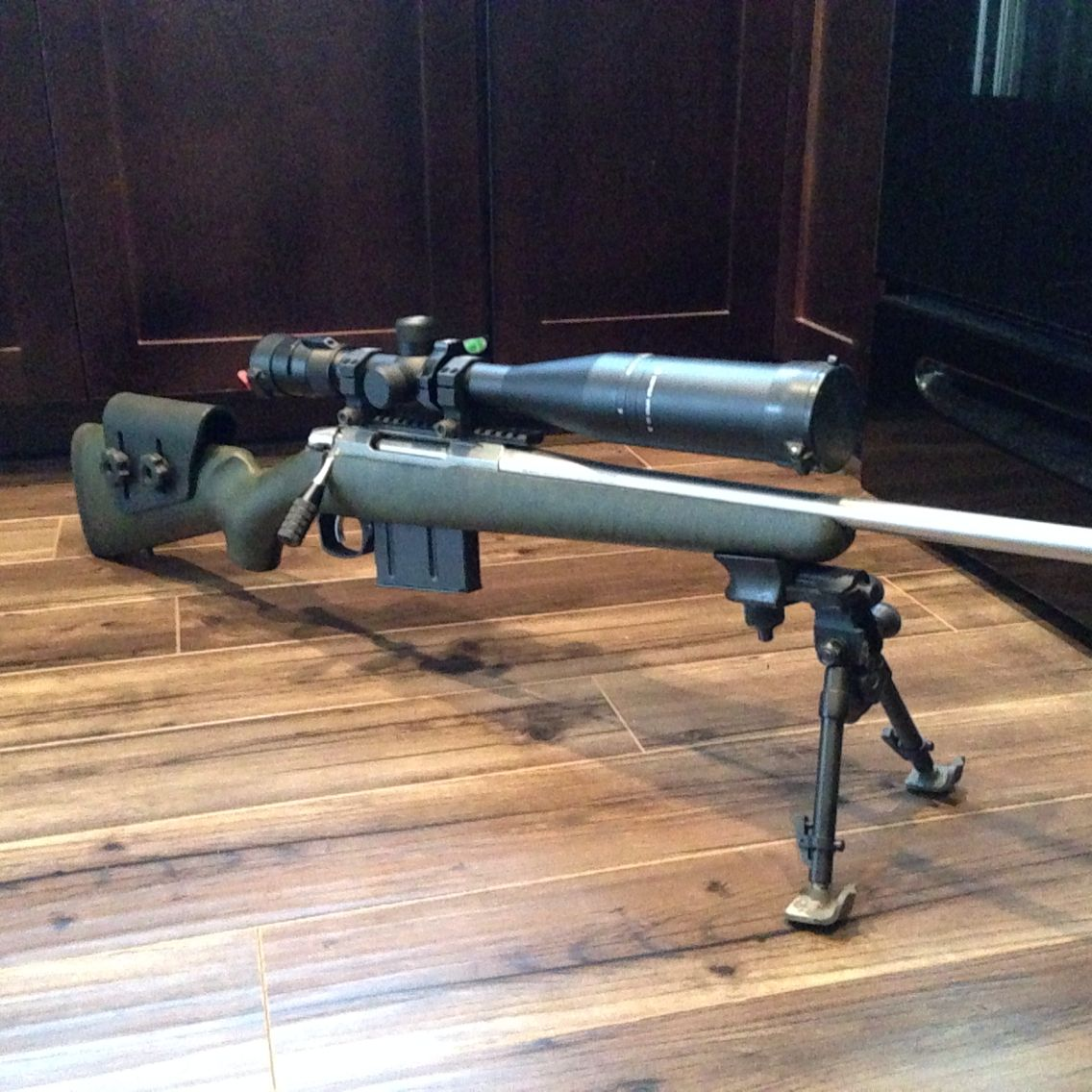 Pin by J C on 2nd Amendment   Guns, Hunting rifles, Rifle scope