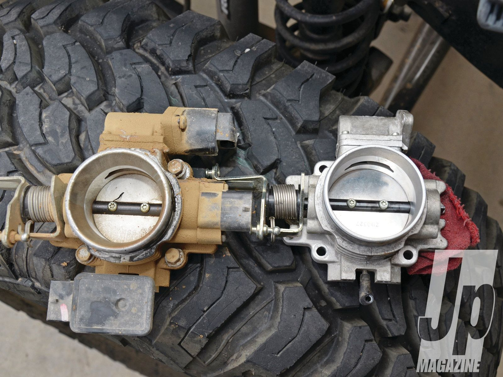Dethrottled: Throttle Upgrade - 4.0L #throttle for 2.5L ...