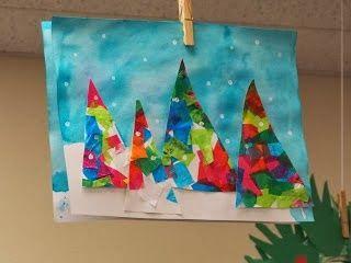 Lluvia de ideas recursos actividades pl sticas sobre el for Manualidades navidenas preescolar