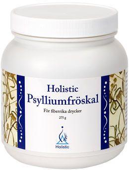 Holistic Psylliumfroskal 275g Supermat Supermat Halsosamt