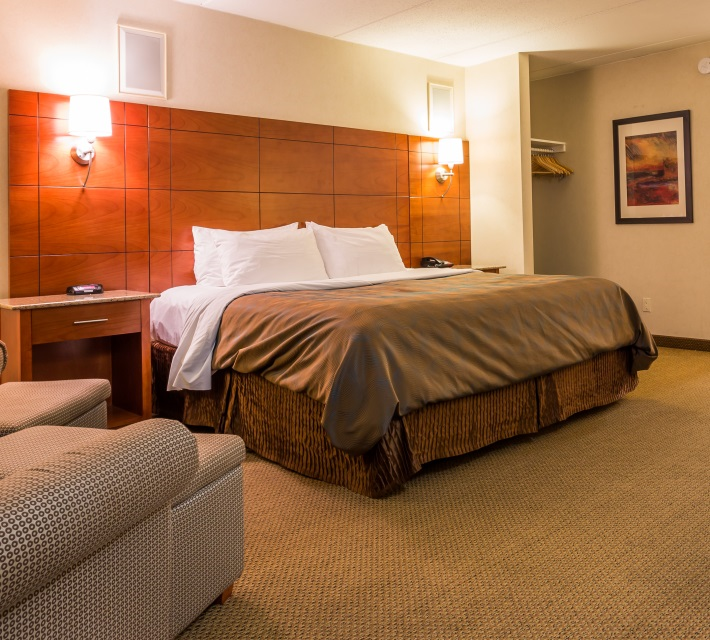 Our rooms can multiple party sizes! Book today