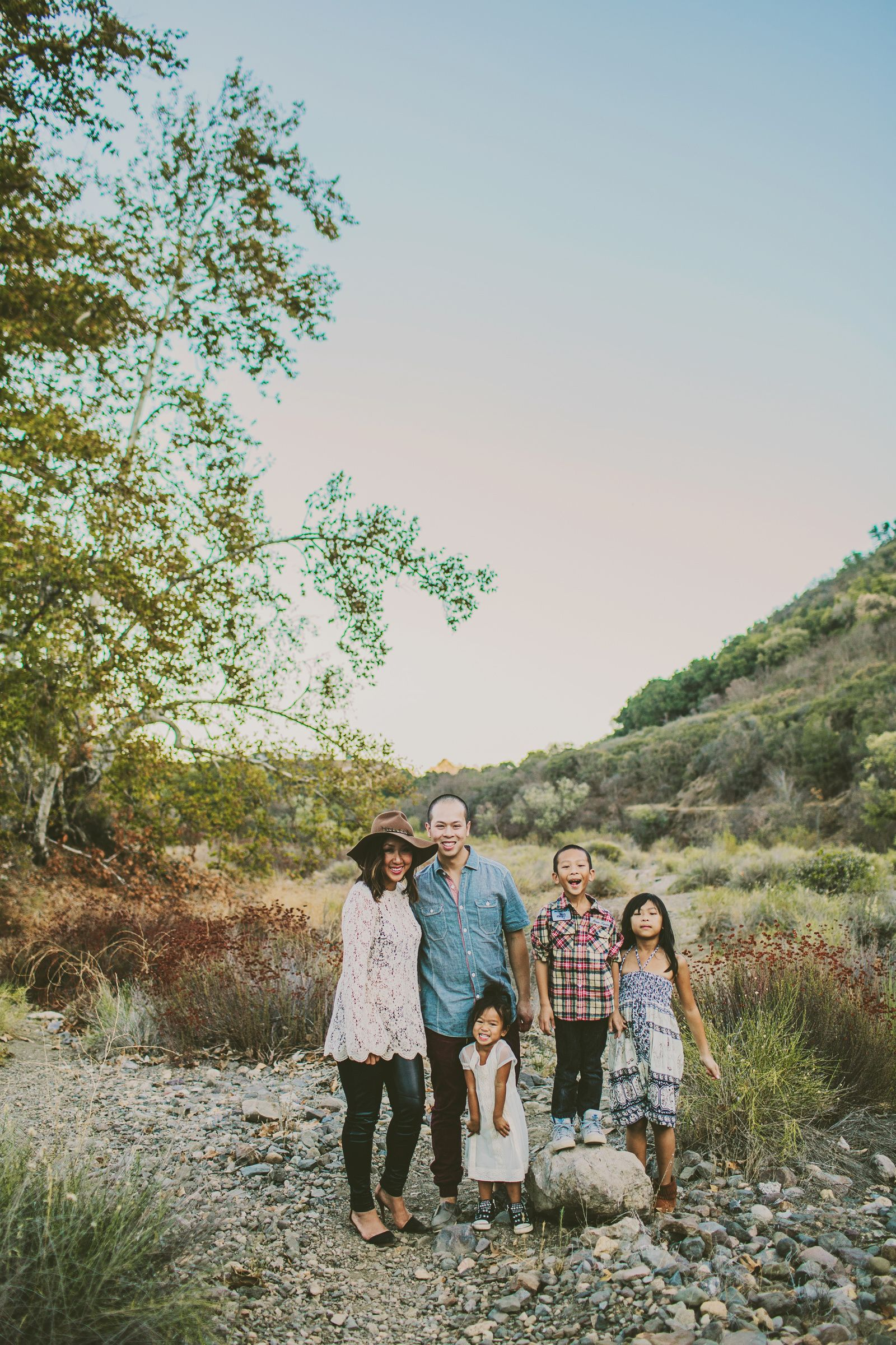 Wild Whim Design + Photography - Asaw Family