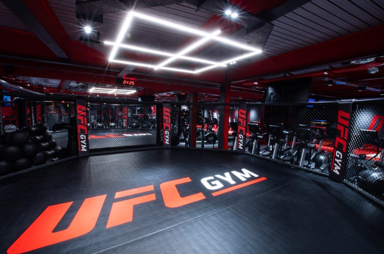 Europes first ever ufc gym officially opens in