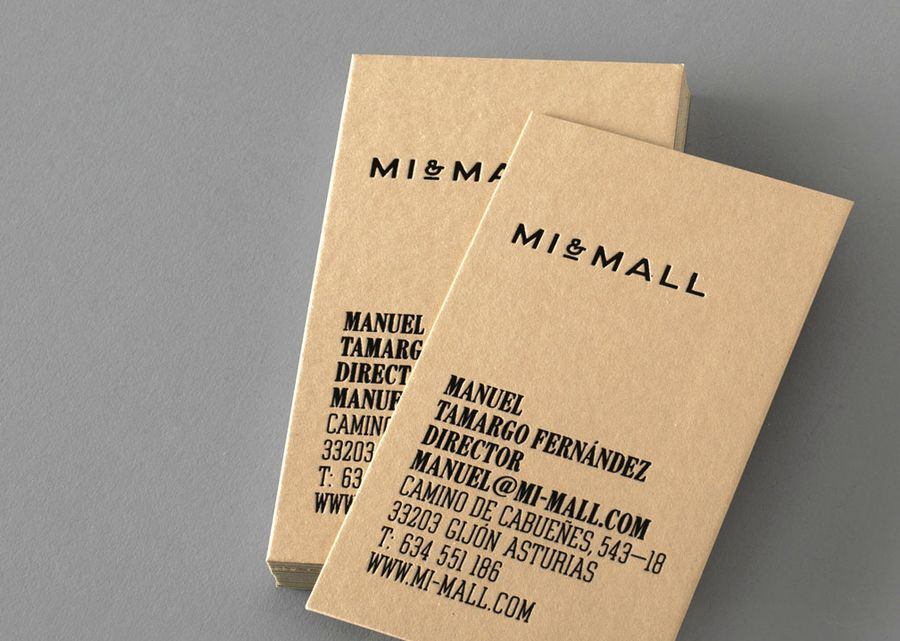New Logo and Brand Identity for Mi&Mall by Atipo - BP&O ...