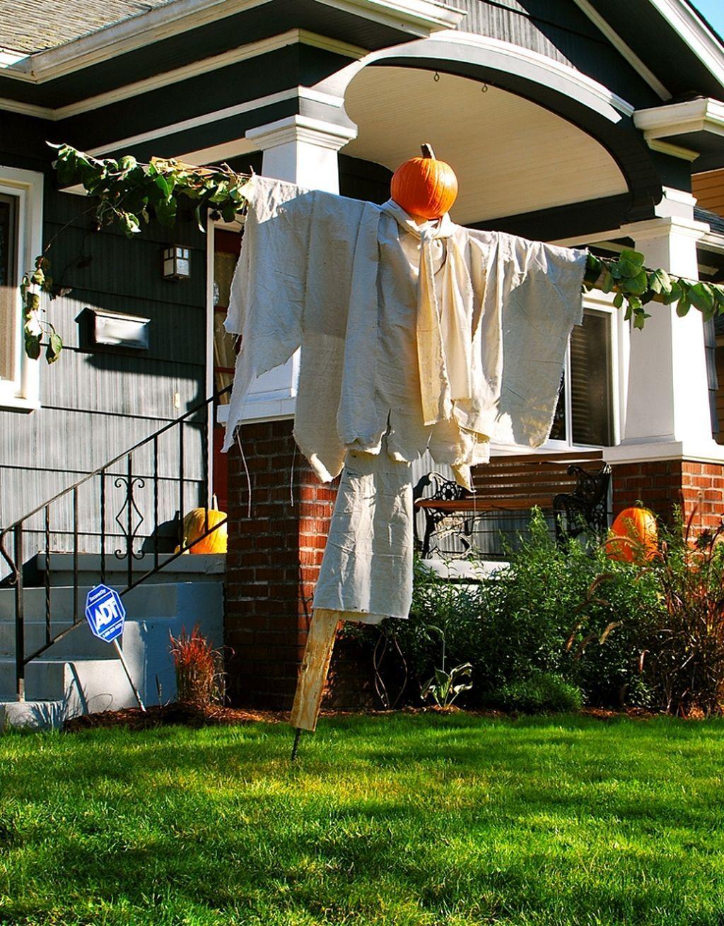 64 Outdoor Halloween Decoration Ideas Decor Pinterest Outdoor - outdoor halloween decorating ideas