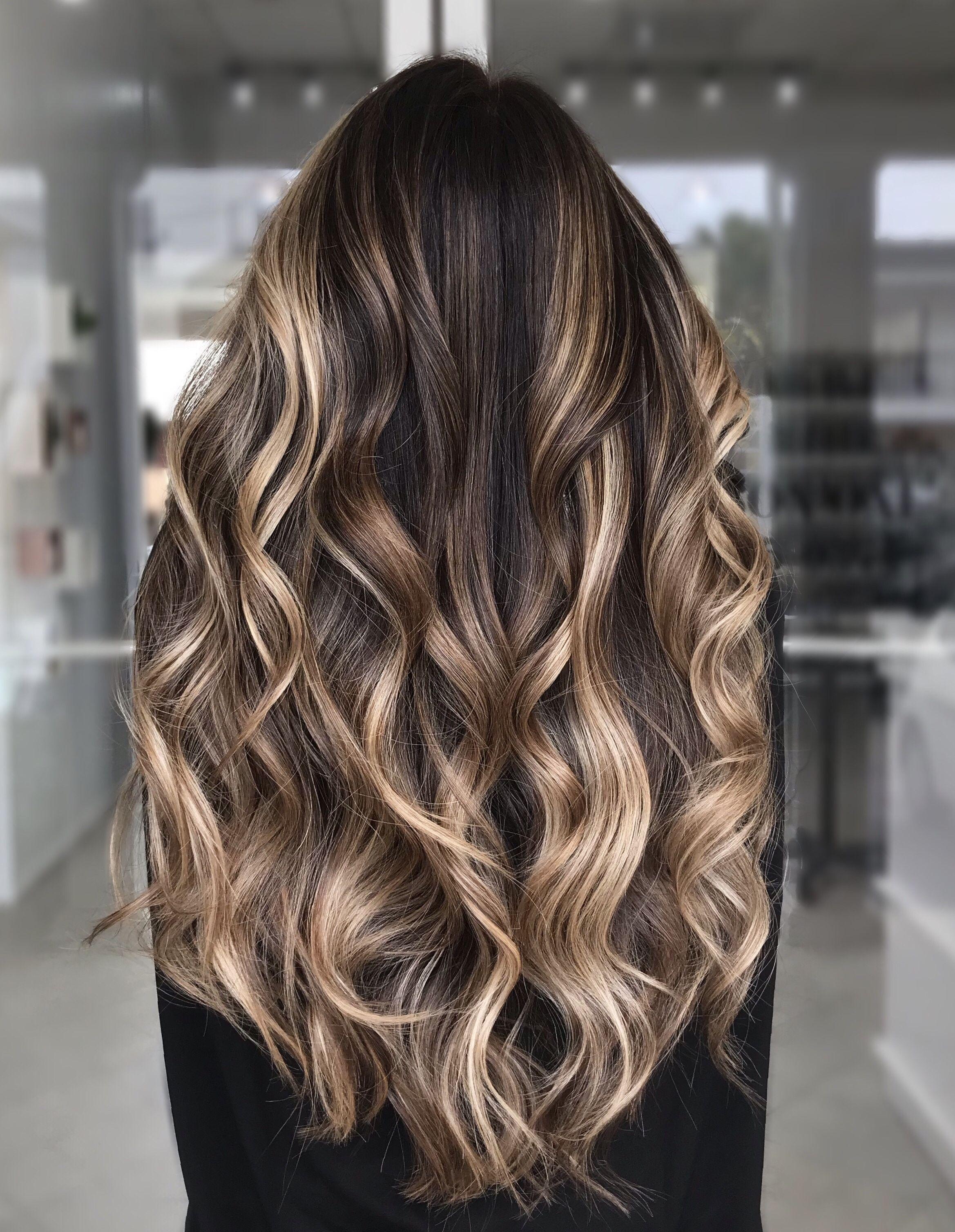 Bronde Haircolor