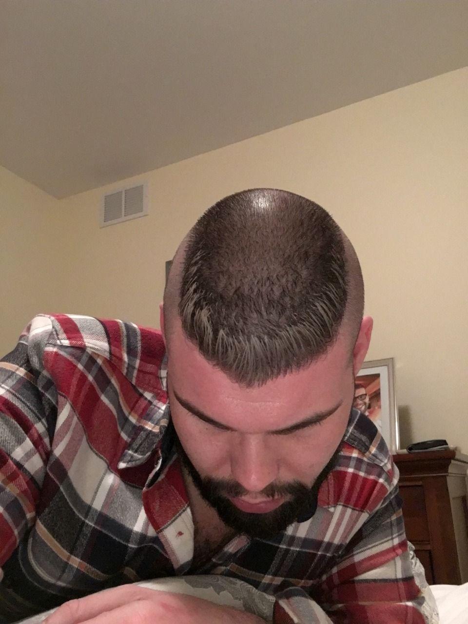 extreme haircut skinhead | men's hair | hair cuts, short