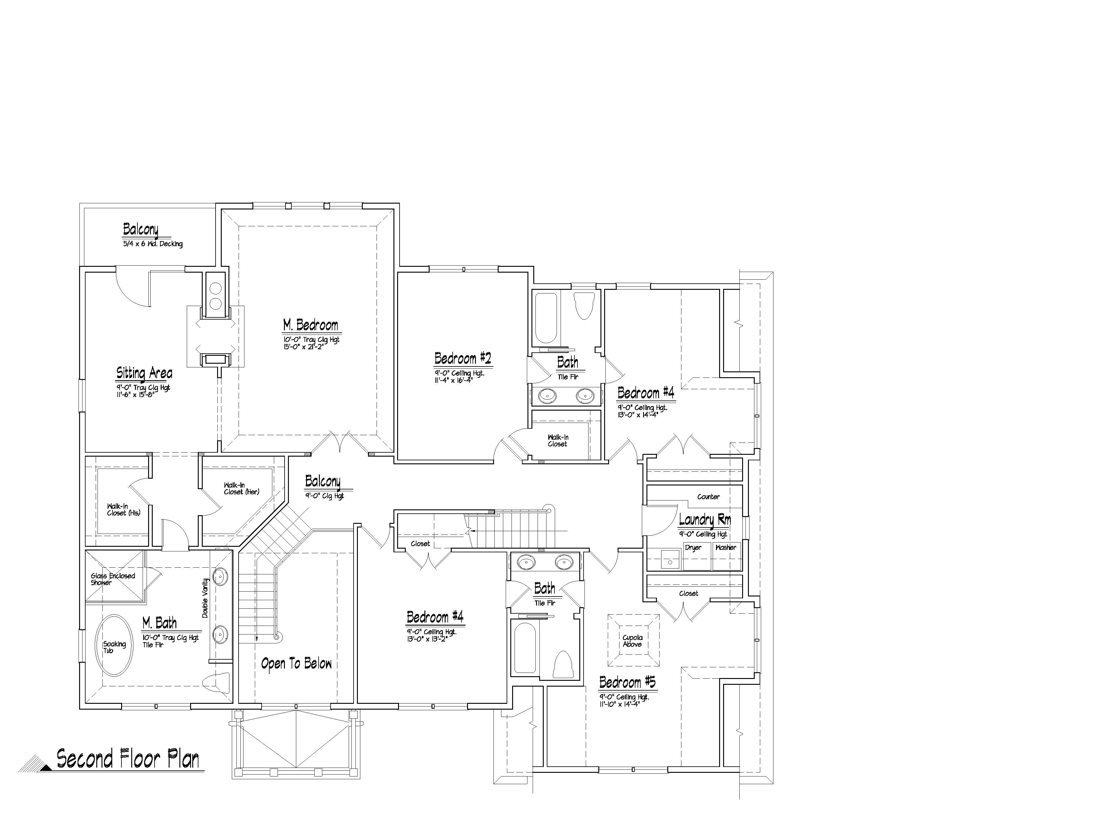2nd Floor Plan For 55 Greendale New Home By The Illustrustrious Cupola Schematic Matthew Miller 914 723 5555 Inqu Our Current Homes Condos Co Ops Rentals