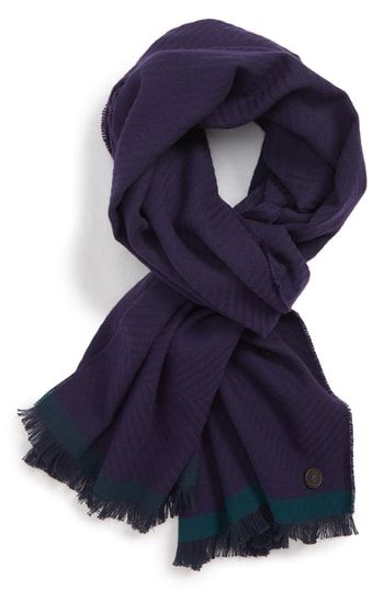 439815f63 New Ted Baker London Cotton Twill Scarf. Men Fashion Hats   85  from top  store allfashiondress