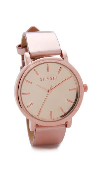 Rosegold watch (only $55)