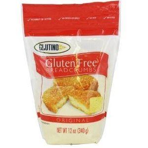 Glutino Breadcrumbs Gluten Free ( 12x12 Oz) | Gluten free ...