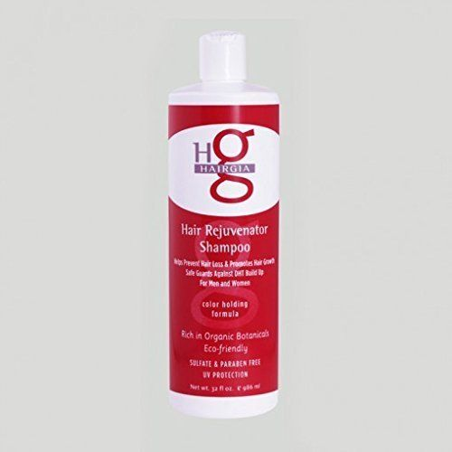 Hair Gia Hair Loss Rejuvenator Shampoo  32 Oz -- See this great product.(This is an Amazon affiliate link and I receive a commission for the sales)