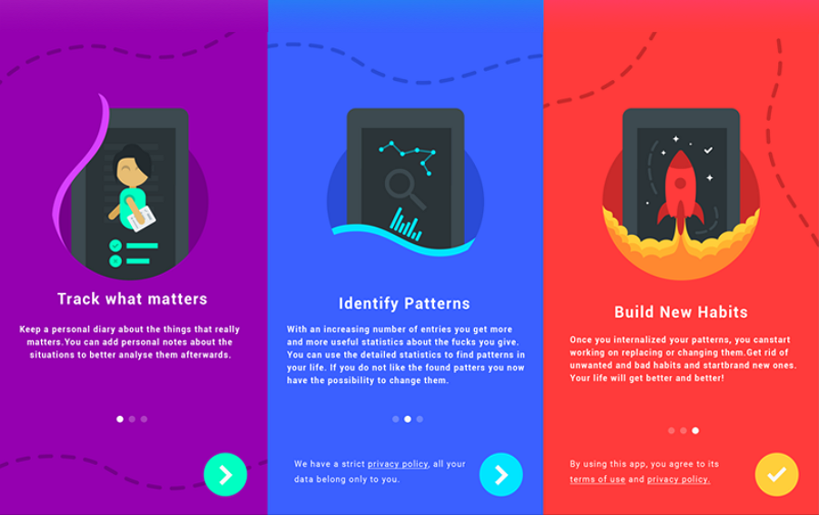 Best Android/iOS App Splash Screens and Design Tips of 2018
