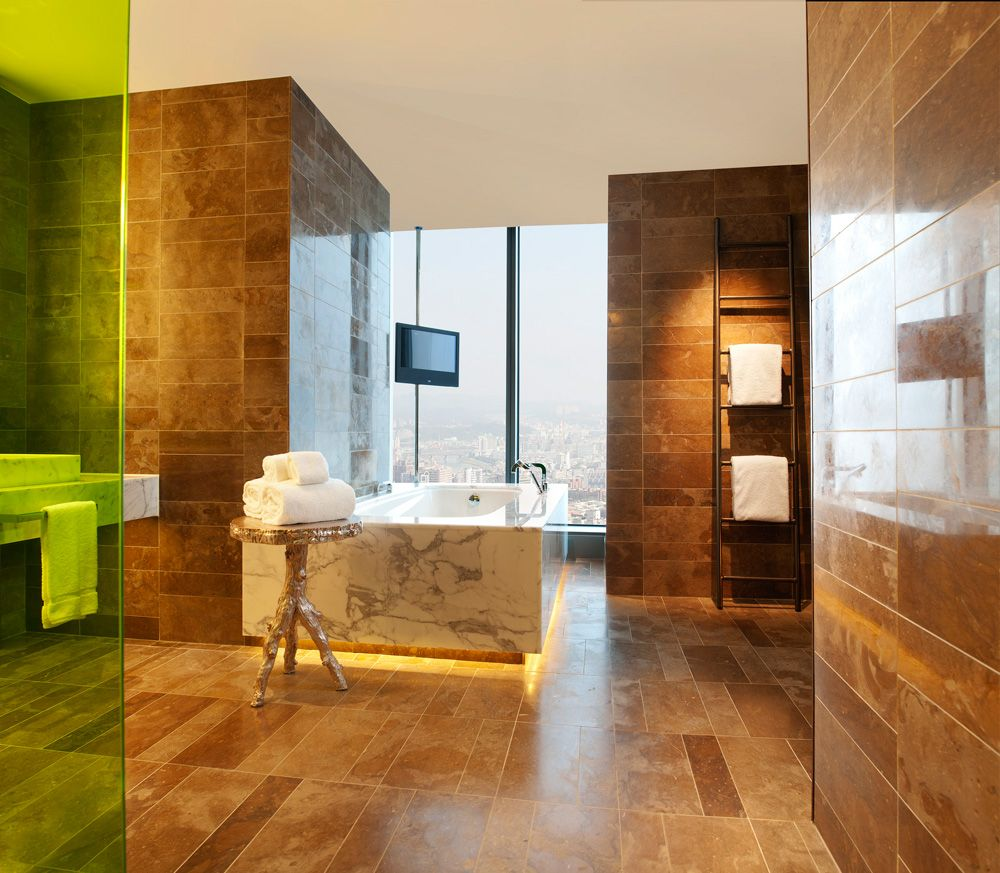 1000 images about W hotel on Pinterest Resorts Twin room and. Stall In Bathroom