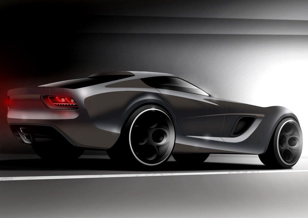 Deviantart More Like Muscle Car Concept By Morfiuss Automobilia